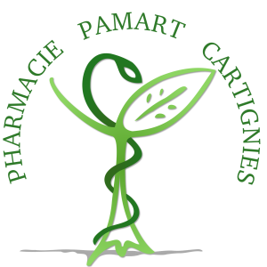 Logo Pharmacie Pamart Cartignies